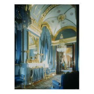 私用アパートの皇帝の寝室 ポストカード