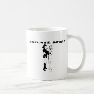私用スパイのギア コーヒーマグカップ