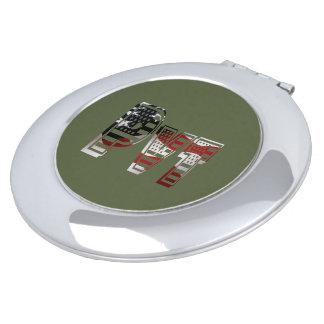 私用米国の軍の緑のアメリカ人Pvt