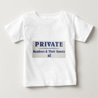 私用 ベビーTシャツ