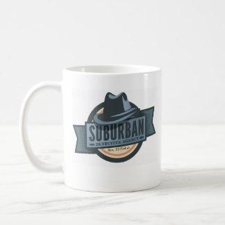 私立探偵代理店のマグ コーヒーマグカップ
