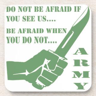 私達がとき恐れている見たら恐れていないで下さいあないで下さい コースター
