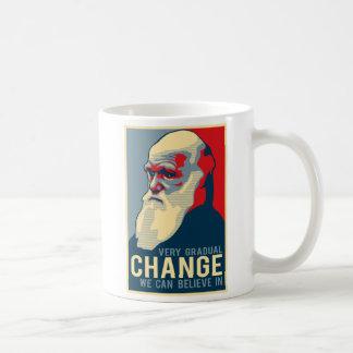 私達が信じてもいい非常に漸進的な変更 コーヒーマグカップ