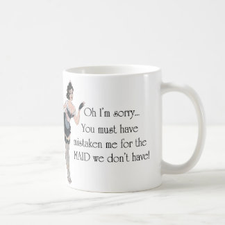 …私達が持っていない女中! ~の女中シリーズ(マグ) コーヒーマグカップ