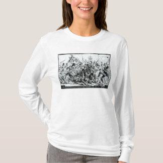 私達が祝う「ハープ奏者Weekly'1867からの日、 Tシャツ