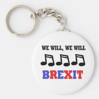私達が私達Brexitキーホルダー キーホルダー