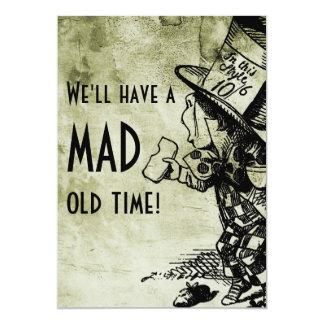 私達に昔不機嫌があります! (帽子屋-緑) カード