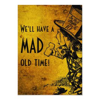 私達に昔不機嫌があります! (帽子屋-金ゴールド) カード