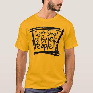 私達のスポンサーからのメッセージ Tシャツ