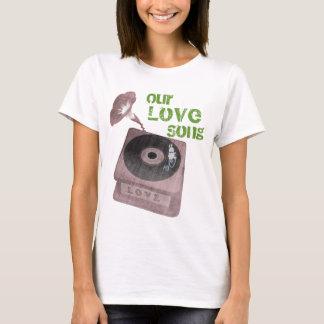 私達のラブソング Tシャツ