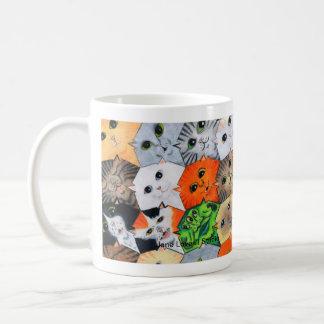 私達の中のエイリアンマグ コーヒーマグカップ
