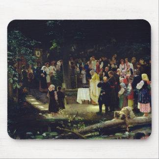 私達の主の変容の饗宴 マウスパッド