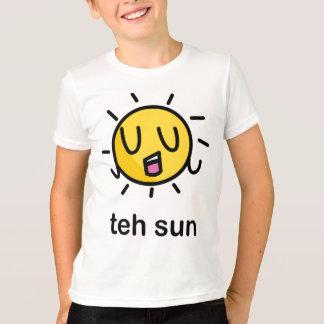 私達の大きい脂肪質の太陽系-日曜日 Tシャツ