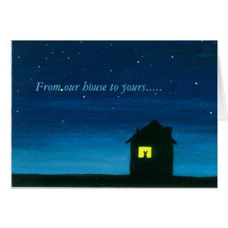 私達の家からあなたのへのハッピーイースターカード カード