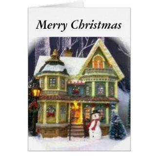 """""""私達の家からあなたのへの""""従来型 カード"""
