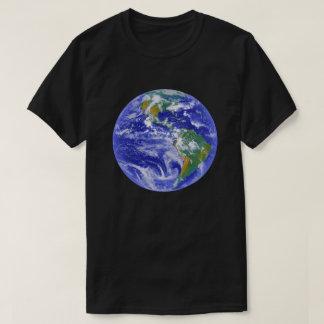 私達の家庭地球のTシャツ Tシャツ