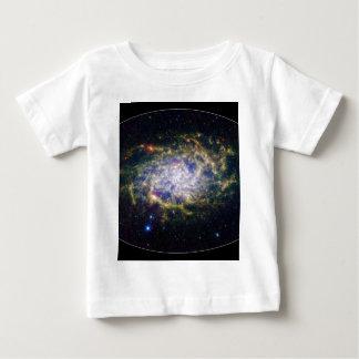 私達の最も近い銀河の隣人の1人 ベビーTシャツ