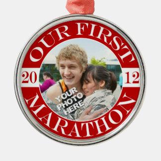 私達の最初マラソン- 2012年 メタルオーナメント
