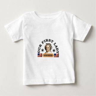 私達の最初女性MW ベビーTシャツ
