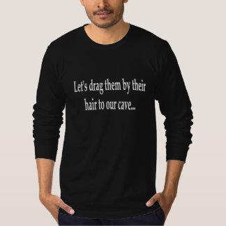 私達の洞窟 Tシャツ