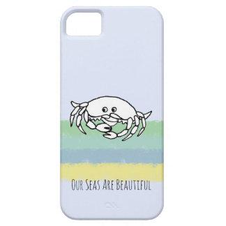 私達の海は美しいiPhoneの場合です Case-Mate iPhone 5 ケース