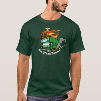 私達の渓谷を救って下さい Tシャツ