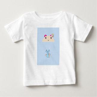 私達の甘いベビー! ベビーTシャツ