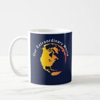 私達の異常な世界のコーヒー・マグ コーヒーマグカップ