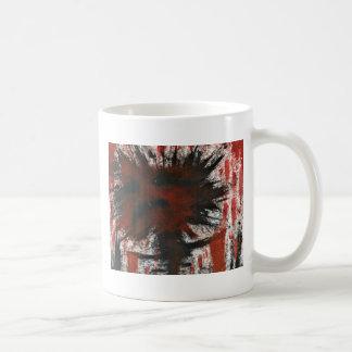 私達の精神の火は渇きを癒やさなければなりません コーヒーマグカップ