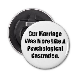 私達の結婚は心理のような多く…でした 栓抜き