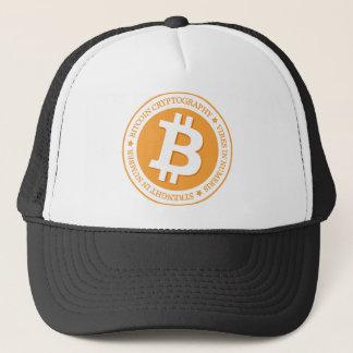 私達のBitcoinのロゴのタイプ06 キャップ