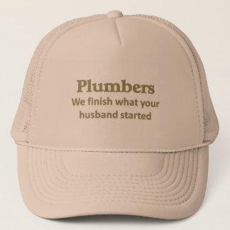 私達はあなたの夫が始めたものを終えます キャップ