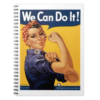 私達はそれをしてもいいです! ノートブック