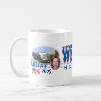 私達はそれをしてもいいです! 大統領のためのMugヒラリー・クリントン コーヒーマグカップ
