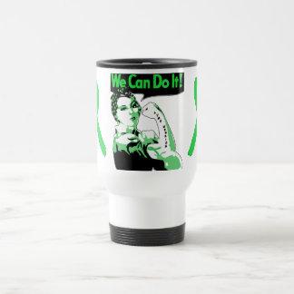 私達はそれをのライム病の戦士のコーヒーカップしてもいいです トラベルマグ