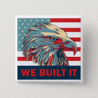 私達はそれを共和党のRomney 2012年造りました 缶バッジ