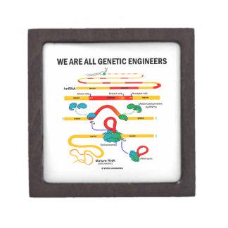 私達はですすべて遺伝エンジニア(遺伝子の接続) ギフトボックス