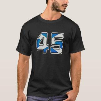 私達はです45%才(暗闇) Tシャツ
