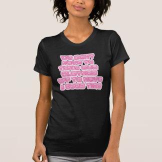 私達はなりません… (ネオン) Tシャツ