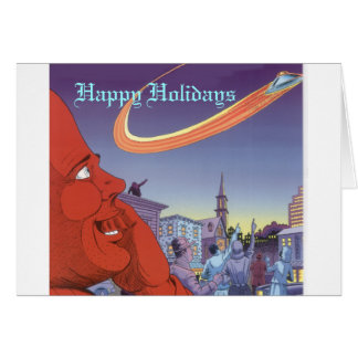 私達はクリスマスを持たれていますまだか。 カード