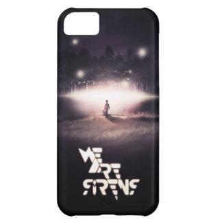 """私達はサイレンiPhone 5 """"行くように""""しましたそれがカバーです iPhone5Cケース"""