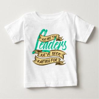 私達はベビーのジャージーのTシャツです ベビーTシャツ