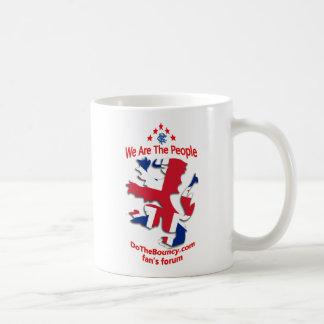 私達は人々DTBのレーンジャー連合マグです コーヒーマグカップ