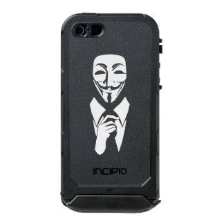 私達は匿名です ウォータープルーフiPhone SE/5/5sケース
