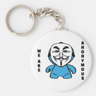 私達は匿名です キーホルダー