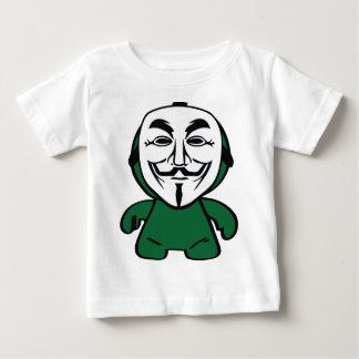 私達は匿名です ベビーTシャツ