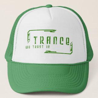 私達は恍惚状態の帽子で信頼します キャップ