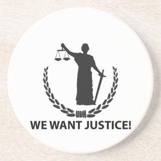 私達は正義がほしいと思います コースター