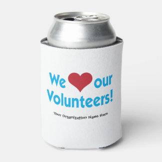 私達は私達のボランティアのカスタムのイベントを愛します 缶クーラー