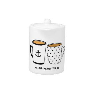 私達は茶があることを意味されます